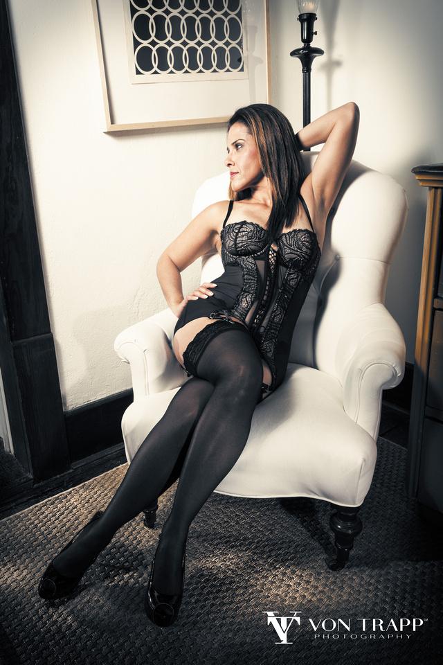 Evocative Sexy Austin Boudoir Photography
