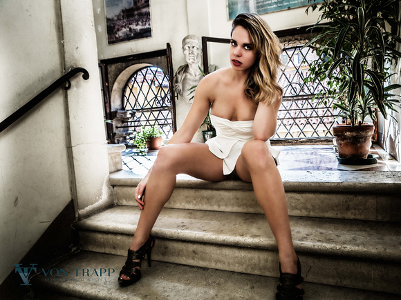 Glamour Photo in Venice Italy
