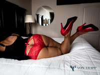 Sexy boudoir photo by Texas Boudoir Photographer