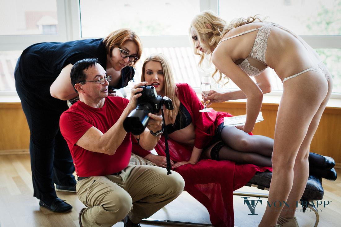 Austin /San Antonio Fashion and Glamour Photographer photographs on location in Prague.