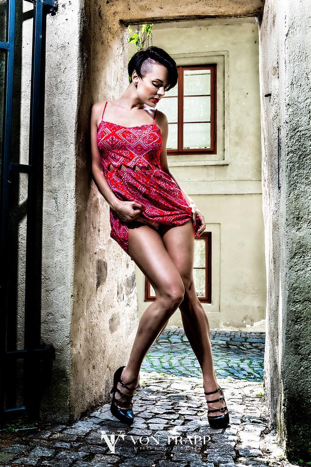 Texas Fashion photographer shoots in Prague. Texas Fashion Photography.