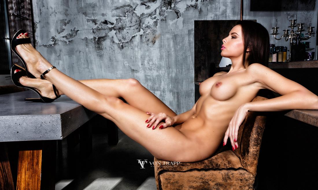 Fashion nude photo taken in Budapest by San Antonio Photographer.