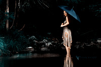 Lady in a Stream v.2 by Von Trapp Photography 2014